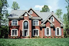 Eplans Colonial House Plan - Spirited Floor Plan - 2990 Square Feet and 4 Bedrooms(s) from Eplans - House Plan Code HWEPL09535