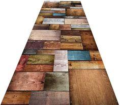 Amazon.de: FF Läufer rutschfeste Läufer für Lange Flure, 0, 6 mm Dicker moderner Teppich für den Ff, Long Hallway, Modern Carpet, Hallways, Entrance, Cleaning