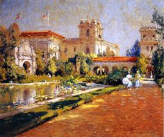Colin Campbell Cooper - )