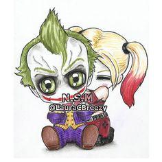 Joker ❤ Harley Quinn #ArkhamCity