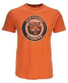 Detroit Tigers '47 Mens Grey Sachem `47 Franchise Fitted Hat ...