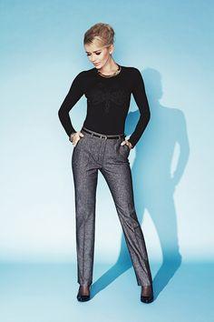 Классические женские брюки | ZAPS коллекция осень-зима 2014-2015