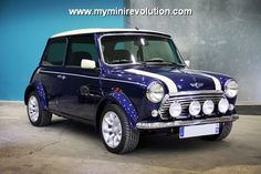 mini cooper monte carlo classic mini cooper voitures. Black Bedroom Furniture Sets. Home Design Ideas