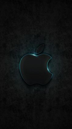all credit to artist who created the original all I did was size it for iphone 6 plus Apple Grunge Blue Lock Apple Logo Wallpaper Iphone, Iphone Logo, Iphone Wallpaper Images, Iphone Homescreen Wallpaper, Black Wallpaper Iphone, Iphone Background Wallpaper, Black Apple Wallpaper, Iphone Wallpapers, Deviantart