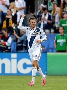Thanks for the memories, Becks. Atleast I got to watch him play in person a few times before he retired.
