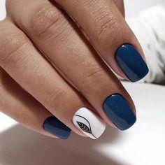 nail art designs with glitter ~ nail art designs . nail art designs for spring . nail art designs for winter . nail art designs with glitter . nail art designs with rhinestones Nagellack Design, Nagellack Trends, Acrylic Nail Designs, Nail Art Designs, Nails Design, Acrylic Nails, Matte Nails, Coffin Nails, Pedicure Designs