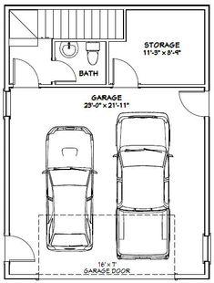 24x30 House -- #24X30H7D -- 851 sq ft - Excellent Floor Plans