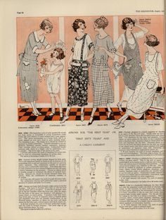 The Delineator August 1922
