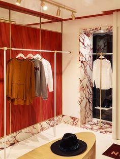 Maxime Liautard: architecte d'intérieur et Hugo Toro: architecte HMONP. 12 rue Dupetit Thouars - 75003 Paris