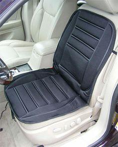 12 Volt Heated Seat Cushion Car Covers Stadium Cushions Slipcovers