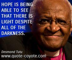 Desmond Tutu quotes - Quote Coyote