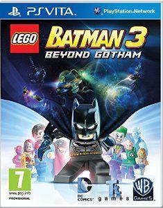Batman 3 PS Vita Game