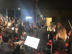 #concert with #Orchestra Giovanile della #Calabria - molto grazie Amici per le grande musica!!! #Mozart #Gershwin #Beethoven5
