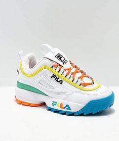 zapatos fila originales para hombres gratis