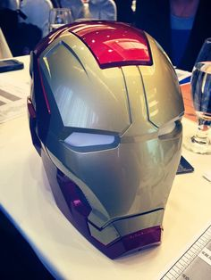 1:1 Ironman Bluetooth Speaker with woofer !!