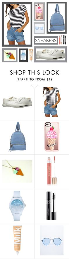 """""""ASK #64"""" by artstudiokatherine on Polyvore featuring Rocket Dog, MICHAEL Michael Kors, Casetify, Jane Iredale, Lacoste and Christian Dior"""