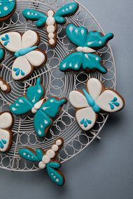 butterfly cookies | Nelle Cakes