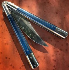 Balisong - butterfly knife
