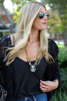 stella and dot phoenix necklace Jewelry