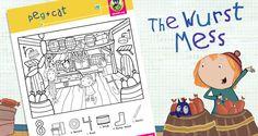 peg cat coloring pages-#23