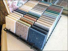 Tile Sample Grid Hooks – Fixtures Close Up Morris Homes, Tile Showroom, Flipping, Grid, Swatch, House Design, Hooks, Retail, Display
