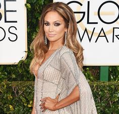 Jennifer Lopez's Golden Globes 2015 Hairstyle: Expert Tips - Us Weekly
