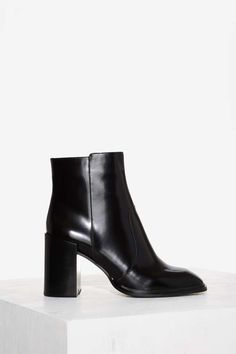 Jeffrey Campbell Fairford Squared Bootie | Shop Shoes at Nasty Gal!
