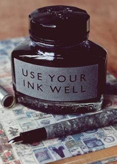 ink bottles #dominomag #pintowin