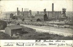Carnegie Steel Co. Youngstown Ohio