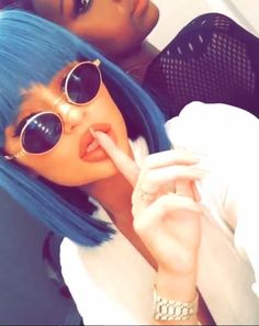 Pin for Later: 15 Celebrities Who Shocked Their Fans by Wearing a Wig Kylie Jenner