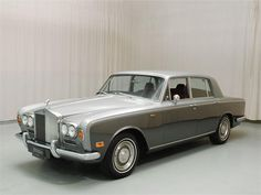 Next project car!   1971 Rolls Royce Silver Shadow                                                                                                                                                                                 More