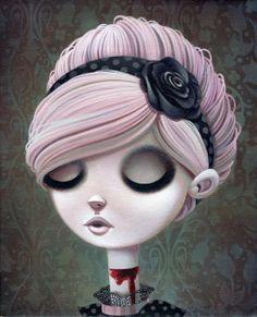 Shannon Bonatakis...   Kai Fine Art