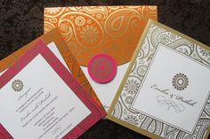 Wedding Invitations, Cards, Invitations, Invites, Wedding Stationery, Customized invitations, Custom made Cards, Custom Invites, Stationery, Designer cards, Gold, Foiling, Laser Cutting, Indian prints, patterns, Bright, Colour, Indian Wedding, Save the Date, Custom Stationery, Traditional, Ethnic, Vintage, Modern, Unique, Mumbai, India, WedMeGood, Maharani weddings, Indian Wedding Site E : info@customizingc... FB: dishamehtadesign Instagram: customizing_creativity M : +91-9819203251