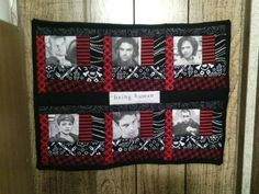 Being Human wall quilt by pioneer9