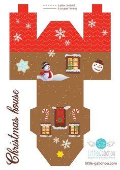 ideas origami box easy fun for 2019 Christmas Origami, Christmas Gift Box, Christmas Colors, Christmas Home, Christmas Holidays, Christmas Decorations, Christmas Ornaments, Diy Christmas Village, Navidad Diy
