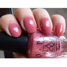 OPI Nail Lacquer, Touring America Collection, My Address is Hollywood, 0.5 Fluid Ounce***Excellent quality product,Rose-pink shade,Fall 2011 collection,.