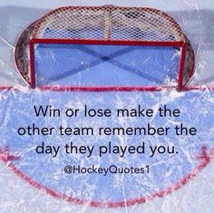 New sport quotes hockey plays Ideas – Sports Ideas Goalie Quotes, Team Quotes, Sport Quotes, Field Hockey Quotes, Ice Hockey Quotes, Hockey Room, Hockey Decor, Hockey Crafts, Montreal Canadiens