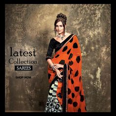 Buy Latest and fashionable Sarees on amazing discount. Shop Now http://www.fabledeal.com  Twitter