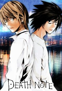 Death Note | Light | L