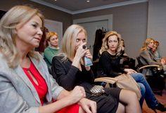 Laura Łącz, Olga Borys i Magda Waligórska na evencie SkinMedica