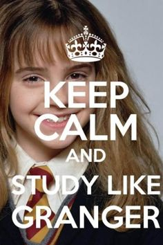 Study Like Granger - yes all the Cullen kids are nerds but sometimes Megan and Renesmee don't want to study so we (Esme, Alice, Edward, Jasper) remind them to study like Hermione! They pretend they are Hermione and study a lot :) Hogwarts, Keep Calm And Study, Image Citation, Rupi Kaur, Finals Week, Harry Potter Love, Harry Potter Memes Clean, Study Motivation, Exam Motivation Quotes