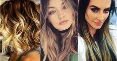 Como tendência para temporada mais quente do ano, não existe coisa melhor do que ficar com visual dos cabelos mais leve, bonito e iluminado. Por isso, um dos estilos de coloração mais pedidos neste começo de ano é a mistura de tonalidades mais claras, que nunca sai de moda.Conquiste o cabelo do momentoO contorno