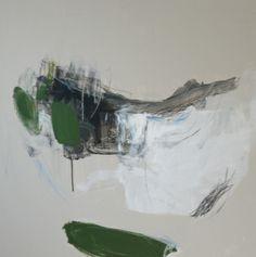 Angela Charles, 'Alternative Direction', acrylic and coloured pencil on aluminium, 76 x 76cm