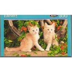 Encore Blonde Beauties 500 piece puzzle