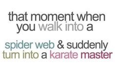 LOL, This is soooo true for me...