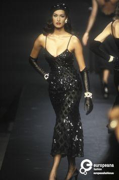 Valentino, Autumn-Winter 1992, Couture