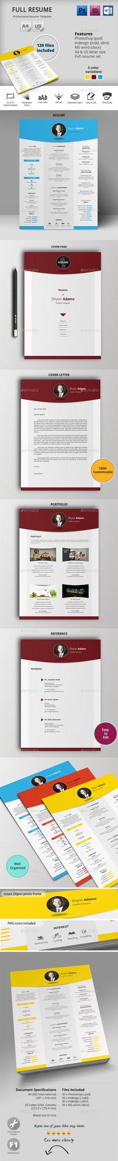 ProDJ - DJ Press Kit \/ DJ Resume PSD Template Press kits, Psd - dj resume