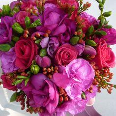 Bouquets, winter