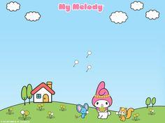 Imprimibles de My Melody 7.   Ideas y material gratis para fiestas y celebraciones Oh My Fiesta!