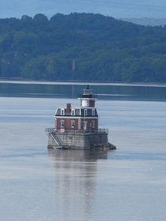 Day Three - Hudson NY Lighthouse